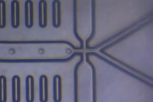 マイクロハイドロゲル作製